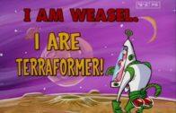 I Are Terraformer!