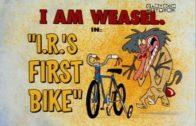 I.R.'s First Bike