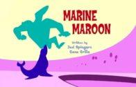 Marine Maroon