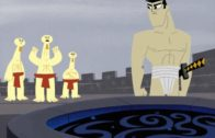 Samurai Jack-Episode VII Jack and the Three Blind Archers