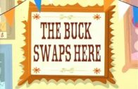 The Buck Swaps Here